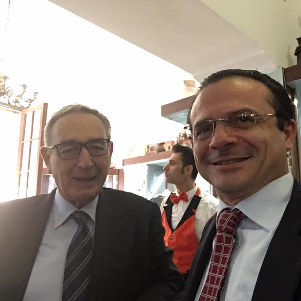Carlo Taormina e Cateno De Luca