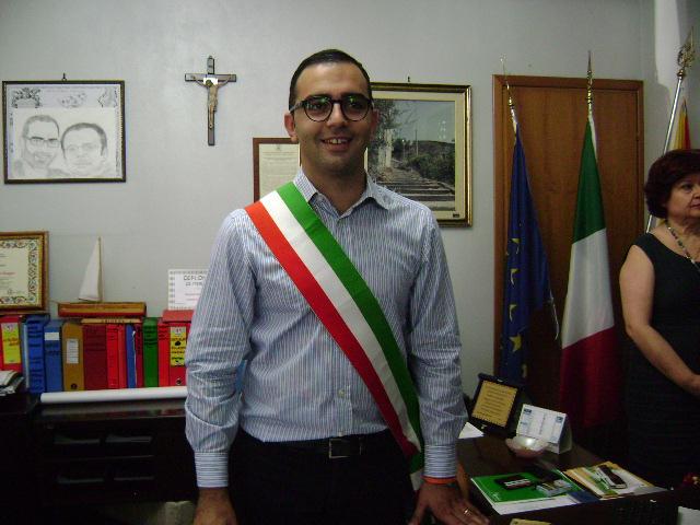 Sindaco Danilo Lo Giudice