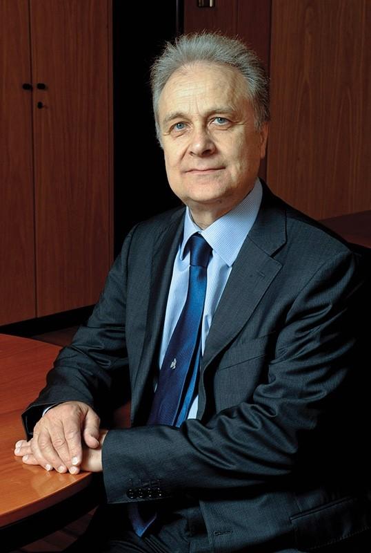 Il Presidente Giacomo Gaudo